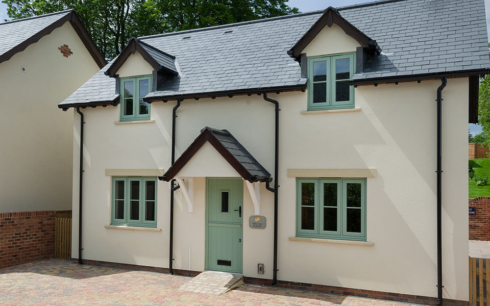 Chartwell green residence collection windows