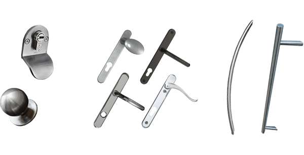 Door Stop Composite door hardware